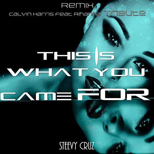 This Is What You Came For Remix Calvin Harris Feat Rihanna Tribute