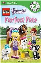 DK Readers L2: LEGO Friends Perfect Pets (DK Readers Level 1)