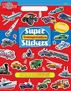 Shure Products Transportation Super Stickers