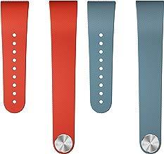 Sony SWR310 - Kit de correas rojo y azul tamaño S