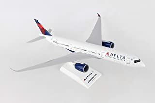 Daron Worldwide Trading Skymarks Delta Air Lines Airbus A350-900 1/200 SKR950 Vehicle