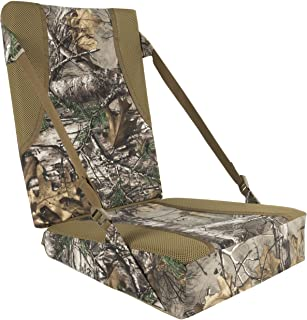 Northeast Products Therm-A-SEAT The Wedge Self-Supporting Hunting Chair/Seat Cushion, Realtree Edge