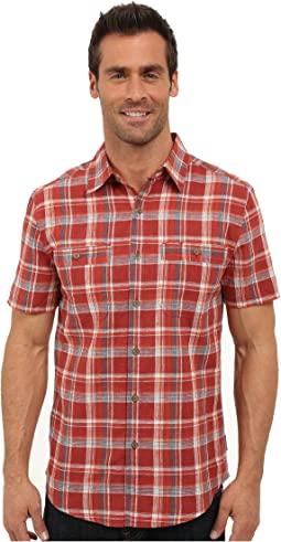 Shasta Plaid Short Sleeve Shirt
