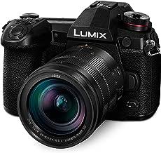 Panasonic DC-G9LK LUMIX G9 Mirrorless Camera, 20.3 Megapixels Plus 80 Megapixel High-Resolution Mode with Leica Vario-Elmarit 12-60mm F2.8-4.0 Lens, 3
