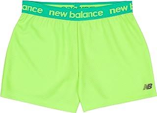 New Balance Girls' Athletic Shorts