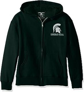NCAA Herren Kapuzenpullover Michigan State Spartans Pro Weight College Logo Fleece Hoodie