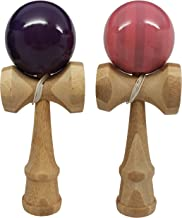 KENDAMA TOY CO. 2 Pack – The Best Kendama for All Kinds of Fun (Full Size) –..