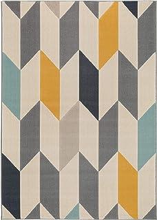 benuta Vloerkleed, dessert multicolor, 140 x 200 cm, modern tapijt voor woon- en slaapkamer