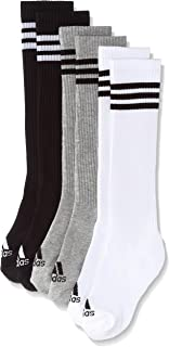adidas, 3s Knee HC 3pp Calcetines, Hombre