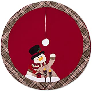 Best christmas tree skirt with bells Reviews