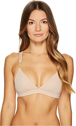 Stella McCartney - Stella Soft Mesh Racerback Triangle Bra