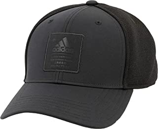 adidas trucker cap black