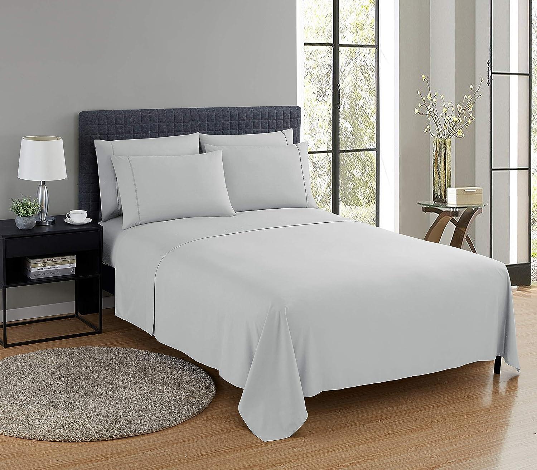 Nestl Saniwoven Bed Ranking TOP5 Sheet Set Silvadur 4 with Technology Elegant Piece