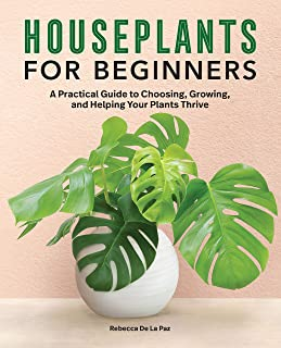 Houseplants for Beginners: A Practical Guide to Choosing, Growing, and Helping Your Plants Thrive