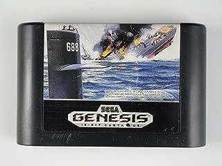 688 Attack Sub - Sega Genesis