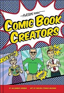 Awesome Minds: Comic Book Creators (English Edition)