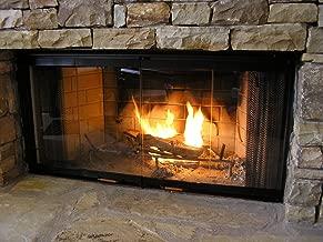 Heatilator Fireplace Doors - Black 36