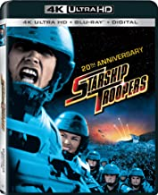 Best starship troopers blu ray Reviews