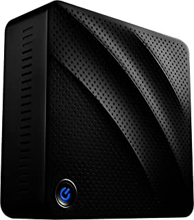 MSI CUBI N 8GL-001B - Ordenador de sobremesa barebone (Intel Celeron N4000, Intel HD Graphics 600, sin sistema operativo) negro