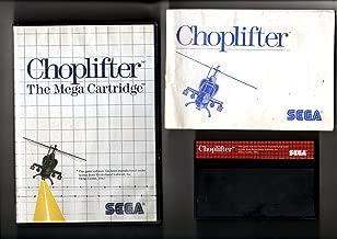 Choplifter - Sega Master System