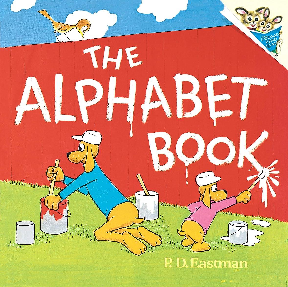 遷移区別モスクThe Alphabet Book (Pictureback(R)) (English Edition)