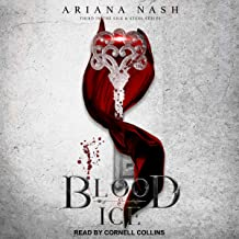 Blood & Ice: Silk & Steel Series, Book 3