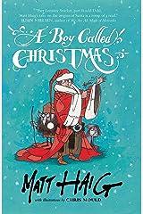 A Boy Called Christmas Kindle Edition