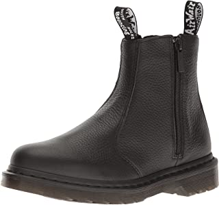 Dr. Martens Womens 2976 Chelsea Boot with Zips 2976 Chelsea Boot with Zips