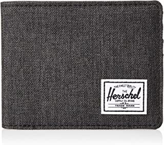 Herschel Supply Co. Unisex-Adult's Roy RFID Wallet, Black