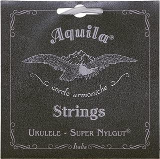 aquila new nylgut aq 4 soprano ukulele strings