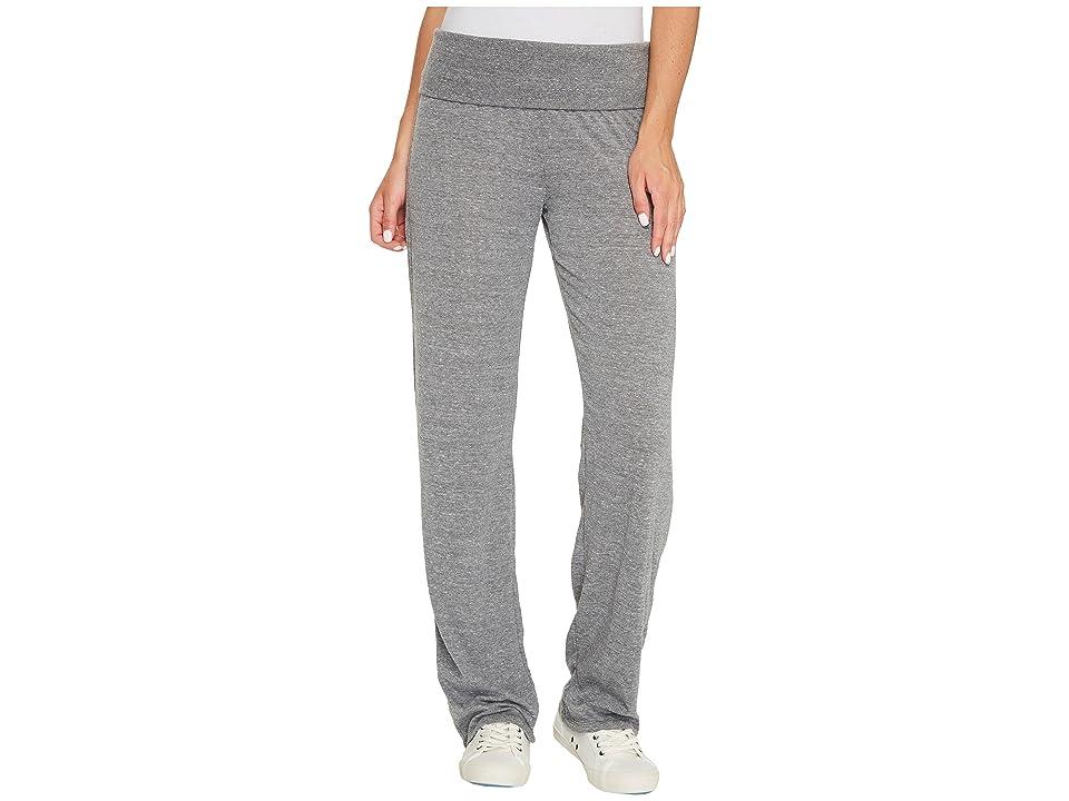 Alternative Eco Fold-Over Pants (Eco Grey) Women