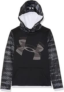 Boys' Armour Fleece Sleeve Hoodie