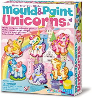 4M FSG4708 Mould and Paint Unicorn