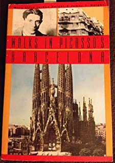 Walks in Picasso's Barcelona (Peregrine Traveler Series)