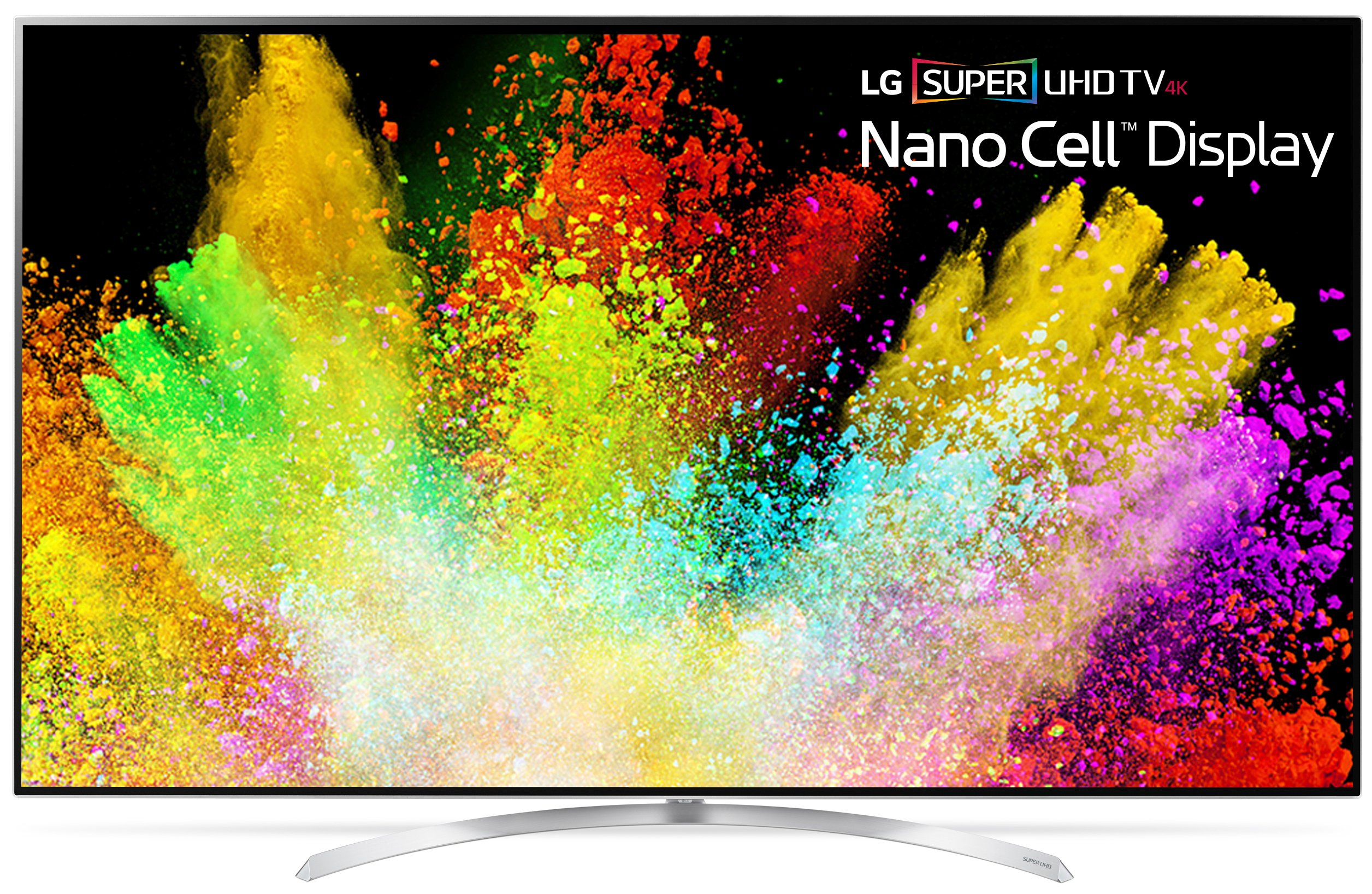LG Electronics 65SJ9500 Televisor LED 4K Ultra HD Smart de 65 Pulgadas (Modelo 2017): Amazon.es: Electrónica