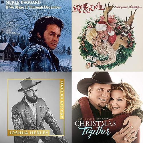 Amazon.com: Not-So-Happy Holiday Country: Johnny Cash, Kacey ...