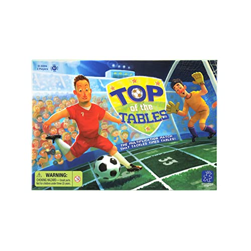 Learning Resources Top of the Tables! Times Table Game