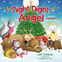 Night Night, Angel: A Sleepy Christmas Celebration