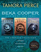 Beka Cooper: The Hunt Records: Terrier; Bloodhound; Mastiff