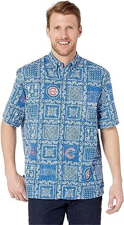 Chicago Cubs Lahaina Hawaiian Shirt