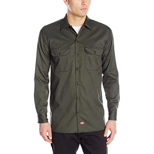 Olive Green Mens Button Up Shirts Amazoncom