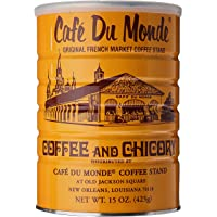 Cafe Du Monde Ground Coffee Chicory 15 Ounce