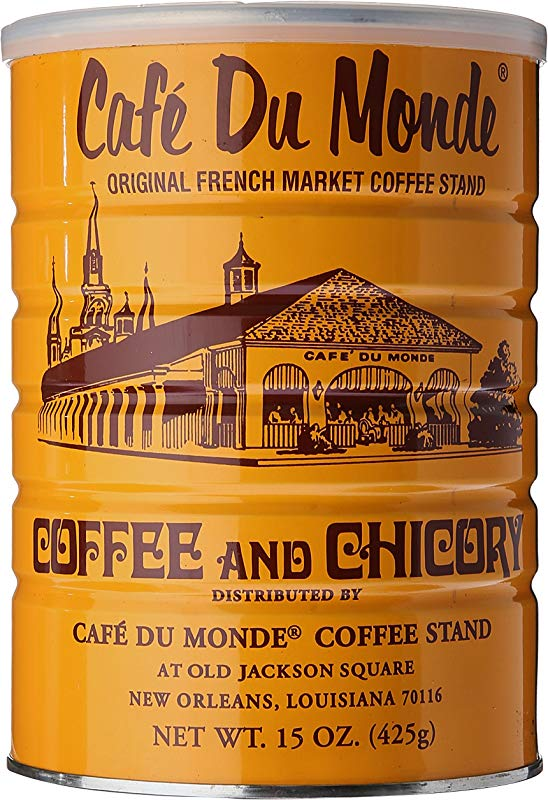 Cafe Du Monde Coffee Chicory 15 Ounce Ground
