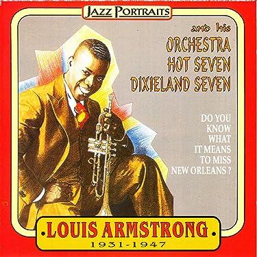 Louis Armstrong Orchestra, Hot Seven, Dixieland Seven