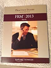 Practice Exams for the FRM Exam FRM 2013 Part 2
