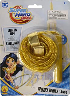 Rubie's Costume Co - Dc Super Hero Girls Wonder Woman Lasso