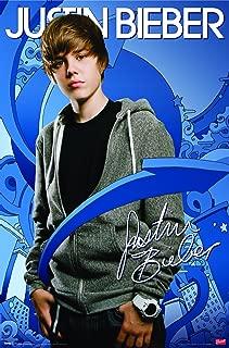 Trends International Justin Bieber Arrows Wall Poster 22.375