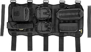 Smittybilt G.E.A.R. 5666001 Overhead Console, Black, for 2007-2018 Jeep Wrangler JK