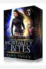 Mortality Bites - Boxed Set (Books 1 - 6): An Urban Fantasy Epic Adventure Kindle Edition