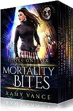 Mortality Bites - Boxed Set (Books 1 - 6): An Urban Fantasy Epic Adventure